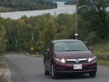 Honda Civic Sedan Test Drive: 2012 Video Car Review