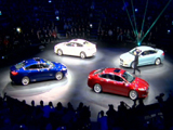 Ford Fusion Reveal | North American International Auto Show 2012