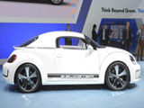 The Volkswagen E-Bugster | North American International Auto Show 2012