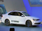 The Volkswagen Jetta Hybrid | North American International Auto Show 2012
