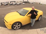 2010 Chevrolet Camaro Review: General Motors Video Car Review