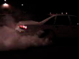 Chevy Caprice 20-second Burnout