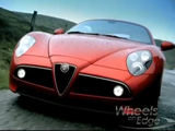 Alfa Romeo 8C Spider 2010 Video