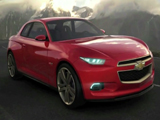 Chevrolet Aims at Young Drivers with Sporty Concept Cars and Infotainment System