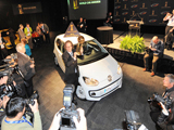 New York 2012: VW Up! Is Named World Car Of The Year