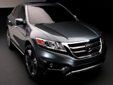 The 2013 Honda Crosstour Concept