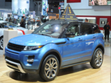 New York Auto Show 2012: A Birthday Present For The Range Rover Evoque