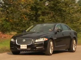 Jaguar XJ Test Drive: 2011 Video Car Review