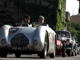 Mille Miglia 2012: Smooth Changeover of Beetle Engine