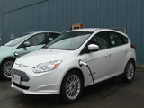 Behind the Wheel with Shell V-Power --2013 Ford Focus EV review