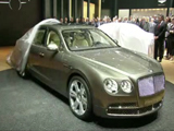 Bentley Motors Highlight of the Geneva Motor Show