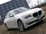 2013 BMW ActiveHybrid 7L Video Review