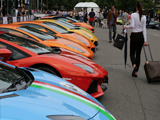The Lamborghini Grand Tour