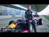 Vettel and Coulthard Lap Sochi