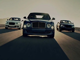Bentley Announces Le Mans Limited Edition Mulsanne and Continental Models
