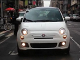 Fiat 500 Is Back In North America: Video Release
