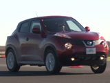 Nissan Juke Test Drive: 2011 Video Car Review