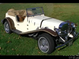 1929 Mercedes Galelle Replica--Ford V8 Powered!! Vintage Car