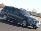 2011 Mercedes-Benz E350 4MATIC Wagon Test Drive Review: Video Car Review Test Drive