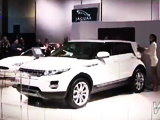 Range Rover Evoque Reveal: Canadian International Auto Show 2011