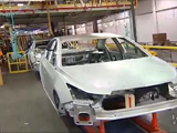 Lordstown Building the Chevy Cruze  | GM