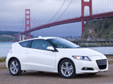 Honda CR Z Sport Hybrid Test Drive: 2011 Video Car Review