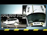 Chevy Traverse Crash Safety Footage | Chevrolet | General Motors