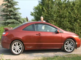 Honda Civic Si Test Drive: 2006 Video Car Review