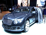 Bentley Motors Press Conference: 2011 Shanghai Motor Show