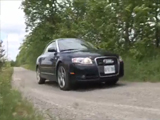 Audi A4 Cabriolet Test Drive: 2007 Video Car Review