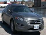 Honda Accord Crosstour Test Drive: 2011 Video Car Review