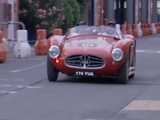 The Mille Miglia Pays Homage to Maserati