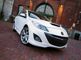 Mazda MazdaSpeed 3 Video Car Review | 2011 Reim Time