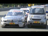 Der DTM-smart am Norisring