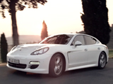 Porsche Panamera Diesel Achieves Range in Excess of 1,200 Kilometres