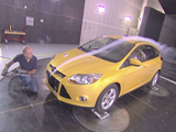 Wind Tunnel- 2012 Focus Wind Noise Testing