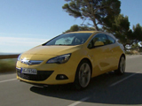 World Debut of Astra GTC at 2011 Frankfurt Motor Show