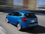 2012 Ford Focus SE Test Drive: Video Car Review