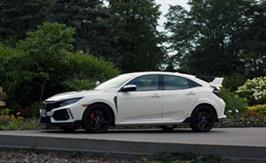 2017 Honda Civic Type-R: VTEC just kicked in…hard