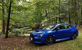 2018 Subaru WRX STI: Rally car for the road