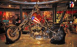 Easy Rider To Ghost Rider: A History Of Motorcycles In Hollywood