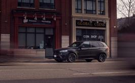 BMW X5 M: Puts the M in Monstrous – in the best possible way
