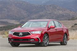 The 2018 RLX Sport Hybrid. Super Handling Review