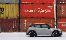2018 Mini Cooper Countryman All4 Hybrid: Retro charm with modern sensibility