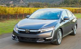 The Future is Clear For Honda Clarity
