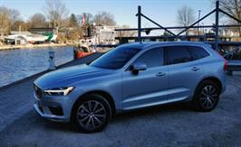 2018 Volvo XC60 R-Design: Swedish style and sophistication