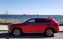 2018 Mazda CX-9 – Form, function and fun