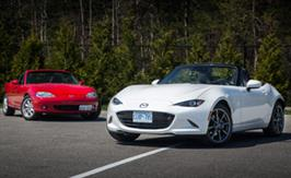 2018 Mazda MX-5: Driving bliss with a cherry on top