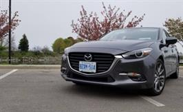 2018 Mazda3 Sport GT Hatchback: Balancing price, premium and performance