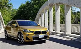 2018 BMW X2 28i xDrive: Bold and beautiful, at a cost